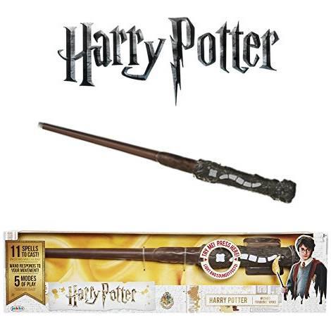 Ραβδί εκπαίδευσης Harry Potter με φως και ήχο (Harry Potter) - Jakks Pacific (73195)