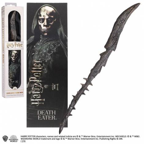 Wand Ραβδί PVC Death Eater (Harry Potter) – Noble Collection (NN6318)