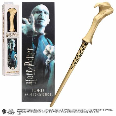 Wand PVC Voldermort (Harry Potter) – Noble Collection (NN6317)