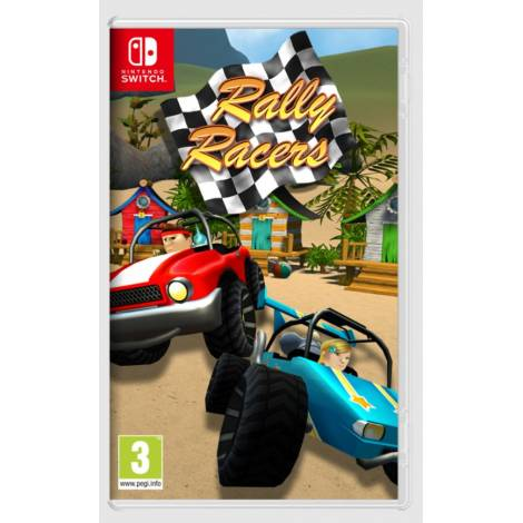 RALLY RACERS (CODE IN A BOX) (Nintendo Switch)