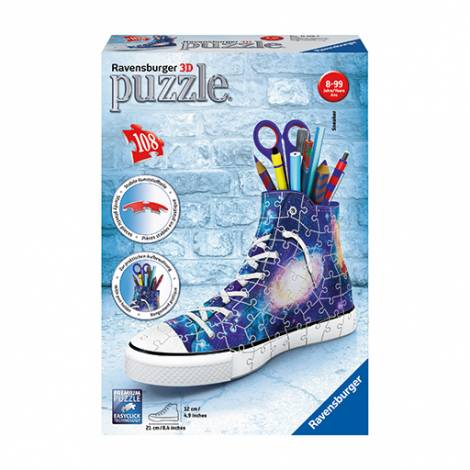Ravensburger 3D Puzzle Sneaker Galaxy (11219)