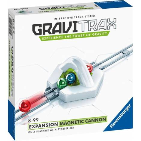 Ravensburger - Gravitrax Magnetic Cannon Expansion (26095)