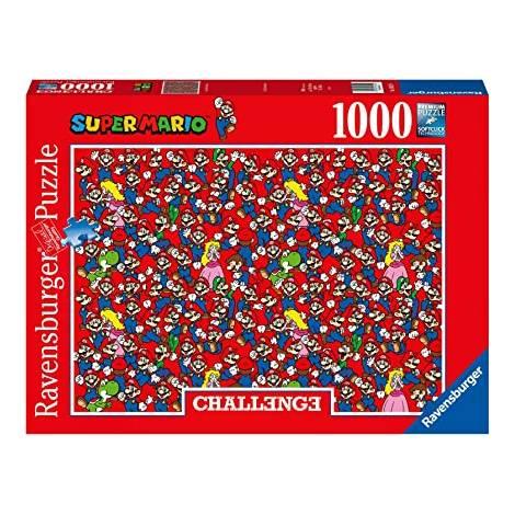 Ravensburger Puzzle: Super Mario - Challenge (1000pcs) (16525)