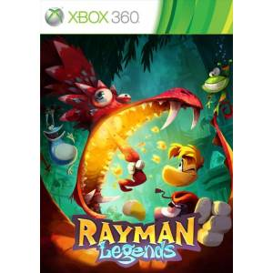 Rayman Legends (XBOX 360) (Xbox One Compatible)