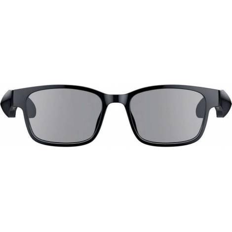 Razer ANZU Smart Glasses - Rectangle Blue Light + Sunglass Small Size