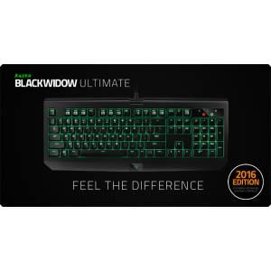 Razer BLACKWIDOW ULTIMATE 2016 Mechanical Keyboard GR