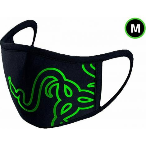 Razer Cloth Mask Green – M Size Cottorn Face Mask