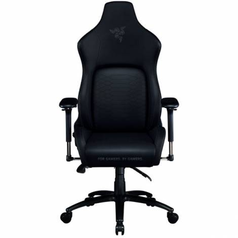 Razer ISKUR Black Gaming Chair with Built-In Lumbar Support