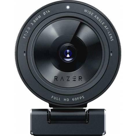 Razer KIYO PRO – Adaptive Sensor – 1080p 60fps – HDR – WIDE-ANGLE LENS – FHD Usb Camera