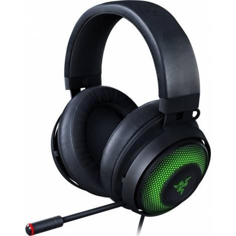 Razer Kraken 7.1 Ultimate USB Surround ANC Gaming Headset Μαύρο
