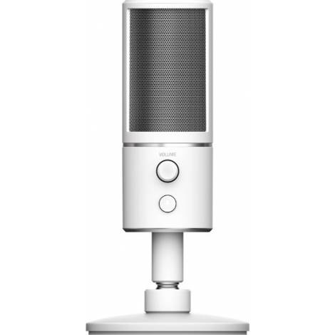 Razer SEIREN X MERCURY - Condenser  - Shock Resistance - USB Microphone