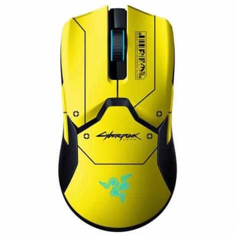 Razer VIPER ULTIMATE  - Cyberpunk 2077 Ed. & CHARGE DOCK - Wireless RGB Gaming Mouse