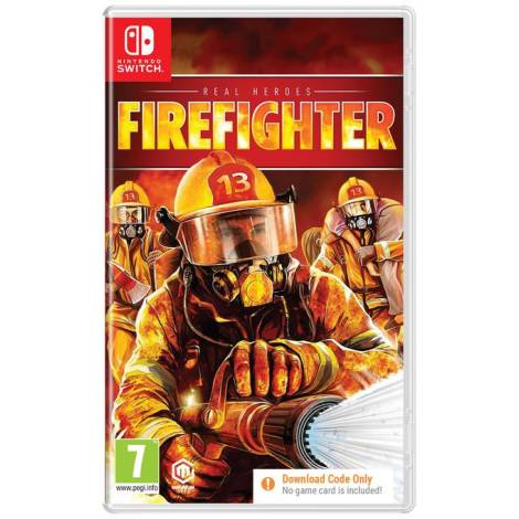 Real Heroes: Firefighter (Nintendo Switch)