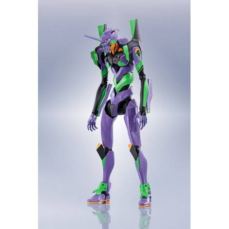Rebuild of Evangelion - Robot Spirits Action Figure Evangelion EVA-01 Test Type - 17 cm