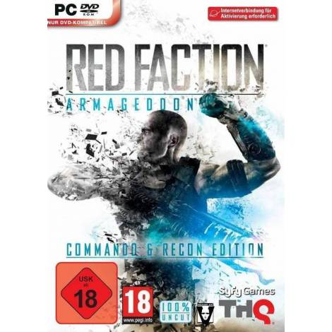 Red Faction: Armageddon Limited Edition(PC)