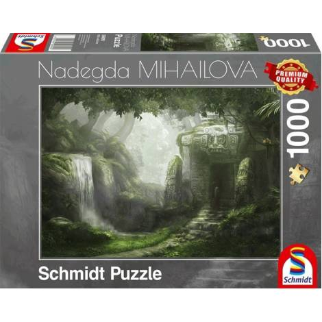 Refuge 1000pcs (59609) Schmidt Spiele