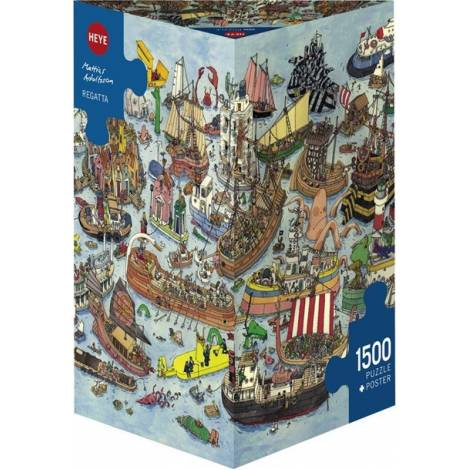 Regatta 1500pcs (29891) Heye