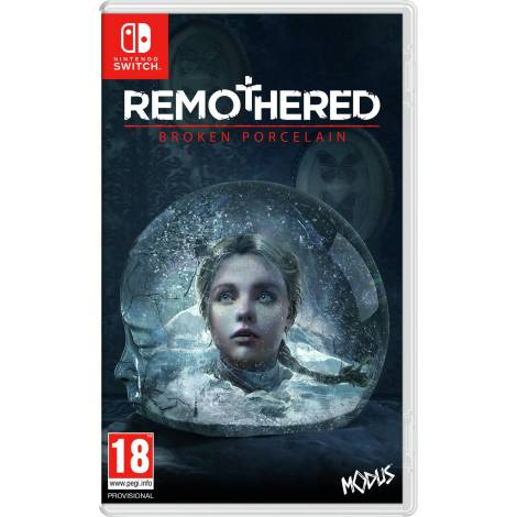 Remothered Broken porcelain (Nintendo Switch)