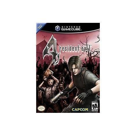 Resident Evil 4 (GAME CUBE)