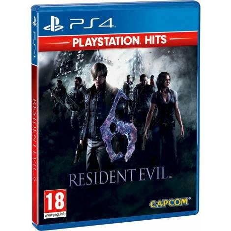 Resident Evil 6 - Hits (PS4)