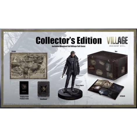 Resident Evil : Village - Collector`s Edition (XBOX ONE / XBOX SERIES X)