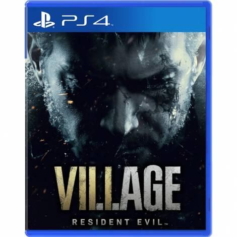 Resident Evil : Village (PS4)