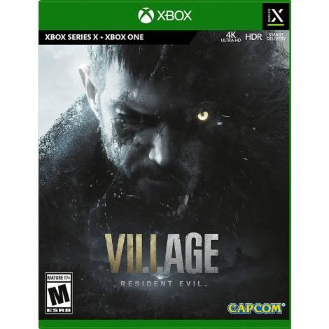 Resident Evil : Village (XBOX ONE,XBOX SERIES X)