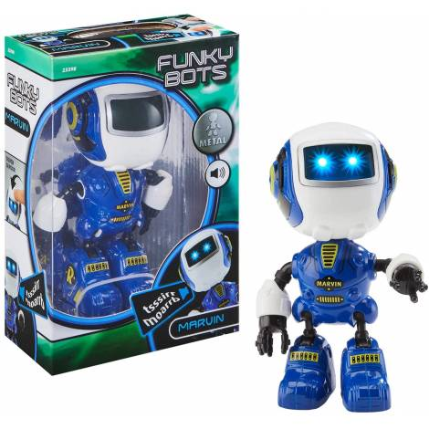 Revell Control Toy Robot, Blue (23398)