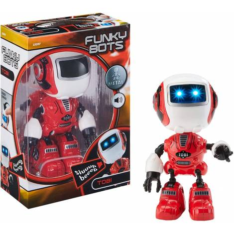 Revell Control Toy Robot, Red (23397)