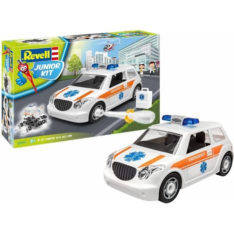 Revell Junior Kit Rescue Car Toy (00805)