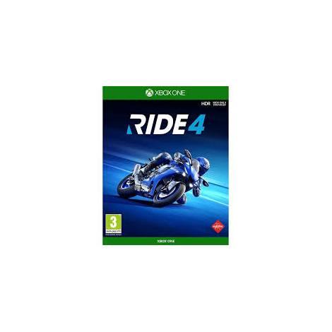 Ride 4 Preorder Bonus (XBOX ONE)