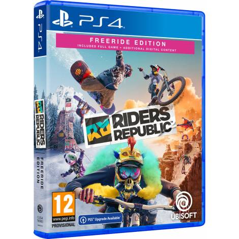 Riders Republic - Freeride Edition (PS4)