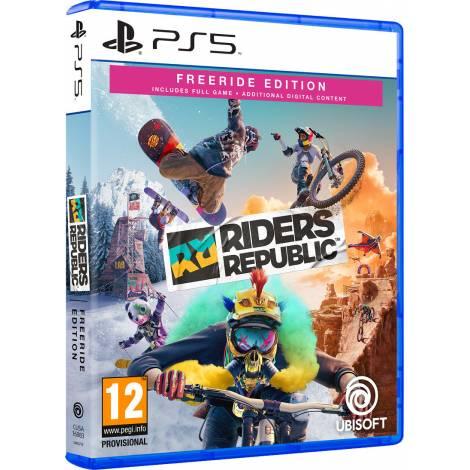 Riders Republic - Freeride Edition (PS5)