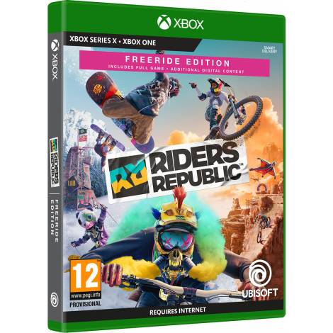 Riders Republic - Freeride Edition (XBOX ONE / XBOX SERIES X)