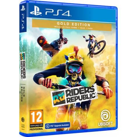 Riders Republic Gold Edition (PS4)