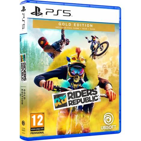 Riders Republic Gold Edition (PS5)