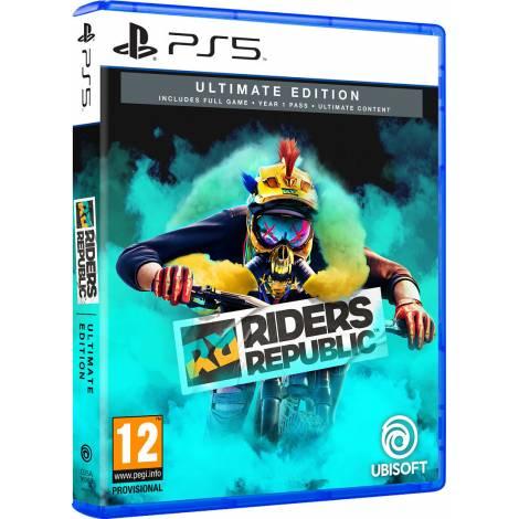 Riders Republic Ultimate Edition (PS5)