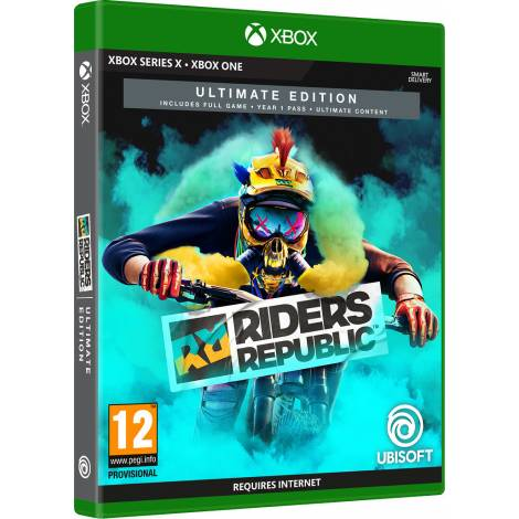 Riders Republic Ultimate Edition (Xbox One/Series X)
