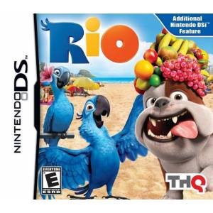 Rio - The Video Game (NINTENDO DS) - χωρίς κουτάκι