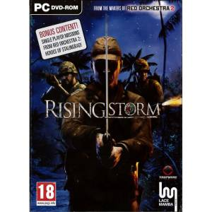 Rising Storm + Bonus Content Red Orchestra 2:Heroes of Stalingrad Single Player Missions PC)
