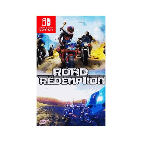 Road Redemption (NINTENDO SWITCH)