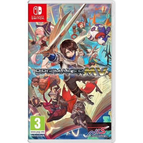 RPG Maker MV (EU) (Nintendo Switch)