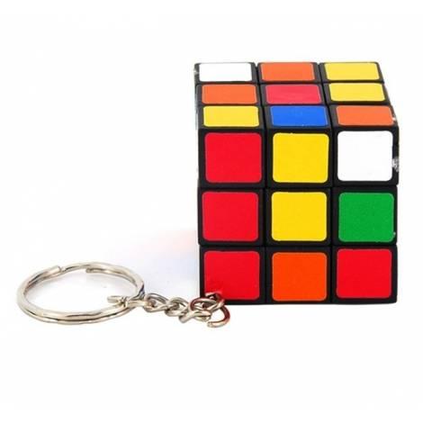 Rubik S Mini Keychain Carted  (3x3) (RUBI 5010)