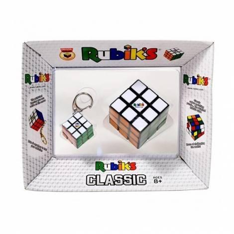 Rubik's Classic Set  (3X3+KEY CHAIN) (RUBI 5051)
