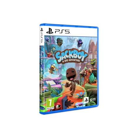 Sackboy Big Adventure (PS5)