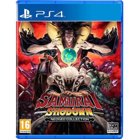 Samurai Shodown - NeoGeo Collection (PS4)