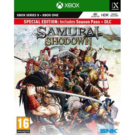 Samurai Shodown (Xbox Series X)