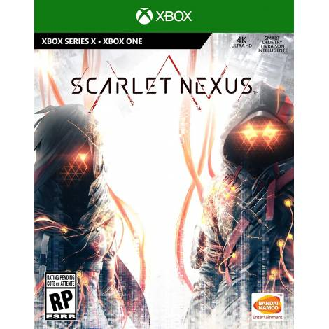 Scarlet Nexus (Xbox Series X)