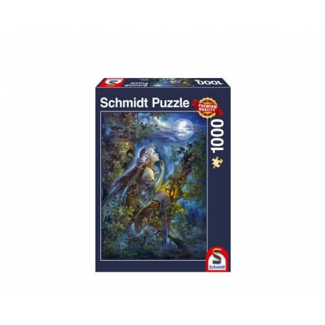 Schmidt 58959 Puzzle 1000St - Moonlight