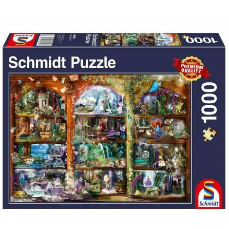 Schmidt 58965 Puzzle 1000St - Παραμυθένια Μαγεία